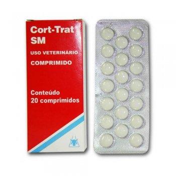 CORT-TRAT COMPRIMIDO