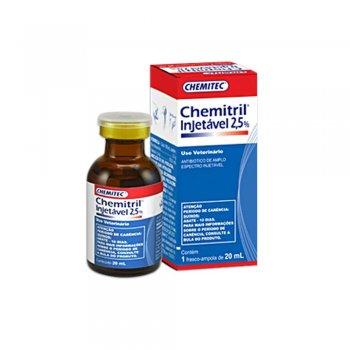 CHEMITRIL INJETAVEL 2,5%