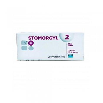 STOMORGYL 02 COM 20 COMPRIMIDOS