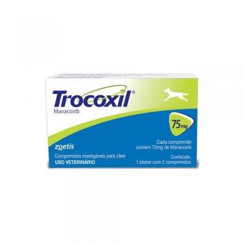 TROCOXIL 75 MG - CAIXA COM 2 COMPRIMIDOS
