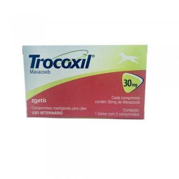TROCOXIL 30 MG - CAIXA COM 2 COMPRIMIDOS