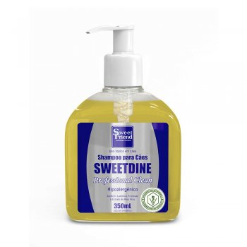SHAMPOO SWEETDINE 350 ML