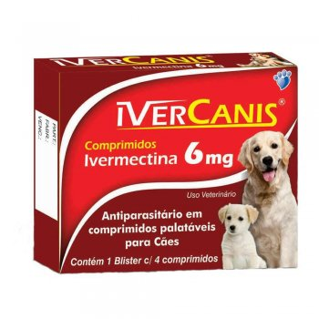 IVERCANIS 6 MG