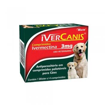 IVERCANIS 3 MG