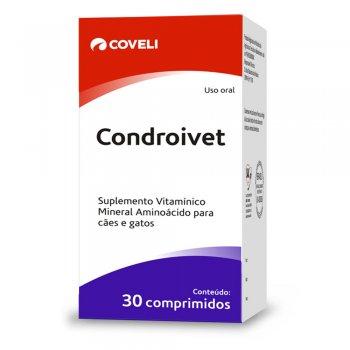 CONDROIVET 30 COMPRIMIDOS