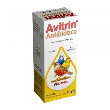 AVITRIN ANTIBIÓTICO 10 ML