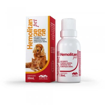 HEMOLITAN PET 30 ML