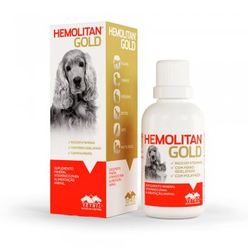 HEMOLITAN GOLD 30 ML