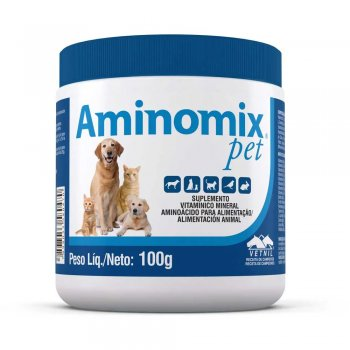 AMINOMIX PET MINI 100 GR