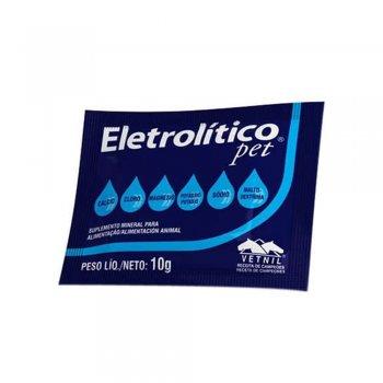 ELETROLÍTICO PET 10 GR