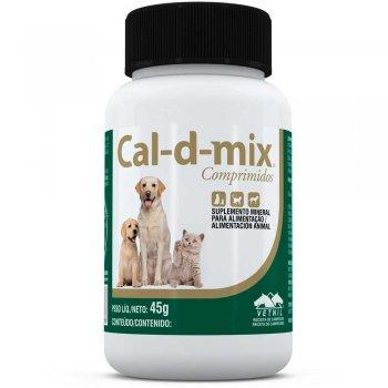 CAL-D-MIX COMPRIMIDO