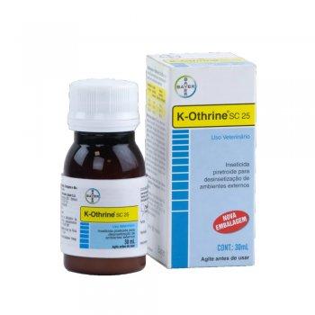 K-OTHRINE SC25 30 ML