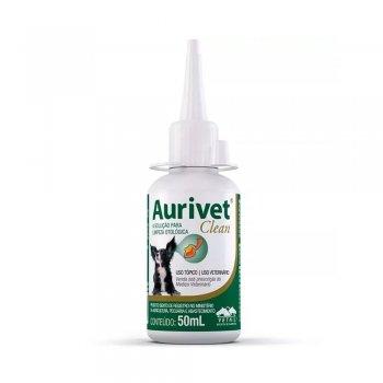AURIVET CLEAN 50 ML