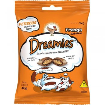 DREAMIES FRANGO 40 GR