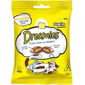DREAMIES QUEIJO 40 GR