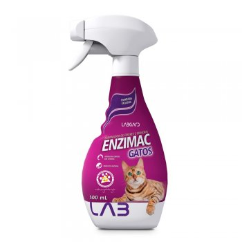 ENZIMAC GATOS 500 ML