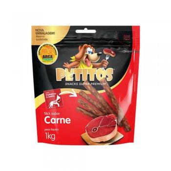 PETITOS PALITO CARNE 500 GR