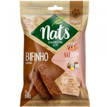 NATS BIFINHO NATURAL NATDERM 60 GR