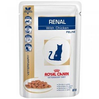 ROYAL CANIN CAT RENAL SACHÊ 85 GR